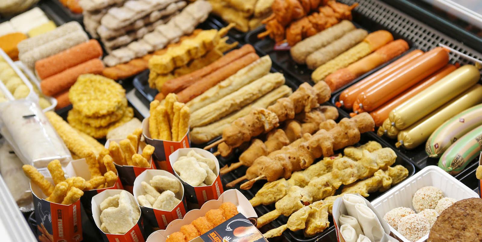 Frituur Ternat | Frituur King Frit: snacks, saus, frietjes