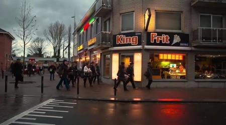 Frituur King Frit - Openingsuren